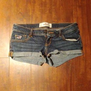 Hollister Mini Shorts